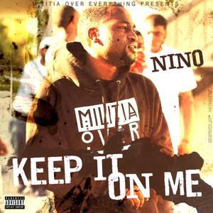 Keep It On Me - Single