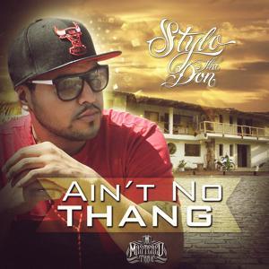 Ain't No Thang - Single