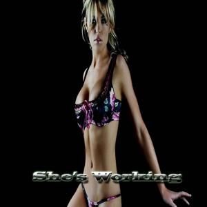 She's Working (feat. Mr. V.V. Cinnamon, Jtronius & Dezze)