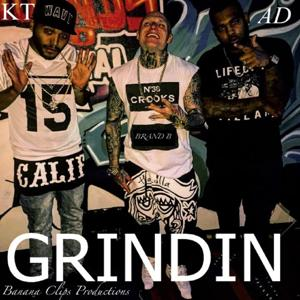 Grindin (feat. AD) - Single