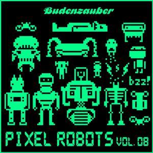 Pixel Robots, Vol. 8