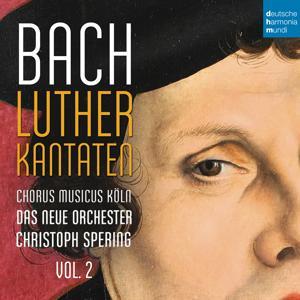 Bach: Lutherkantaten, Vol. 2 (BVW 121, 125, 14)