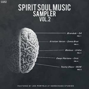 Spirit Soul Music Sampler, Vol. 2