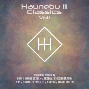 Haunebu III Classics, Vol. 1