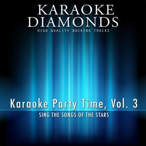 Karaoke Party Time, Vol. 3