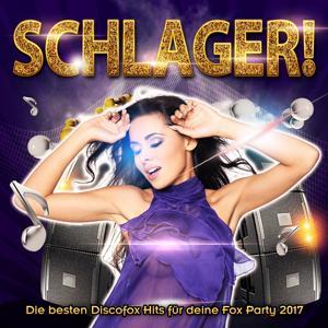 Schlager! - Die besten Discofox Hits für deine Fox Party 2017