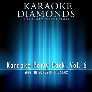 Karaoke Party Pack, Vol. 6