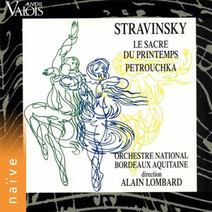 Igor Stravinsky: Le sarce du printemps & Petrouchka