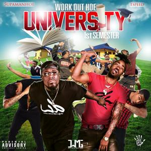 Work Out Hoe University - EP