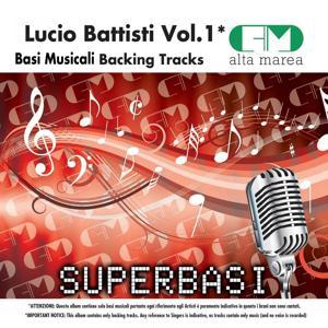 Basi musicali: Lucio battisti vol.1 (Backing tracks altamarea)