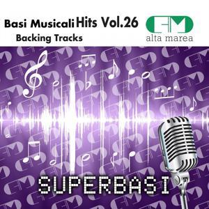 Basi Musicali Hits Vol.26 (Backing Tracks Altamarea)