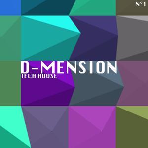 D-Mension Tech House, Vol. 1