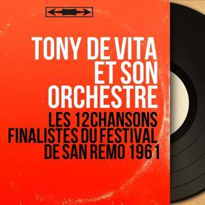 Les 12 chansons finalistes du festival de san remo 1961