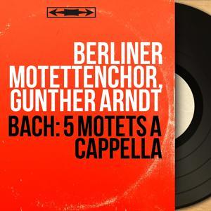 Bach: 5 Motets a cappella