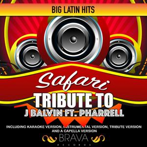 Safari - Tribute To J Balvin Ft. Pharrell Williams