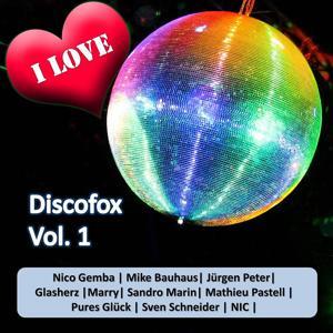 I Love Discofox, Vol. 1