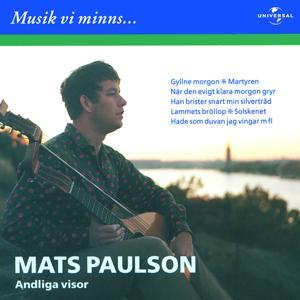 Musik vi minns - Andliga visor - Svenska klassiker