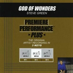 God of Wonders (Performance Tracks) - EP