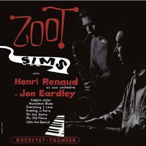 Zoot Sims avec Henri Renaud et son orchestre