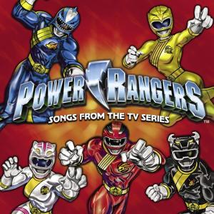 Power Rangers - Songs From The TV Series