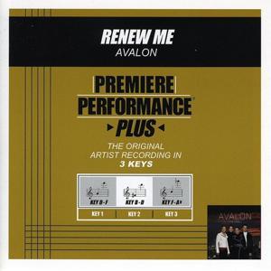 Renew Me (Performance Tracks) - EP