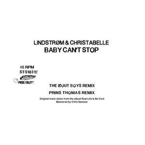 Baby Can't Stop - Remixes II
