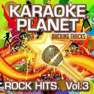 Rock Hits, Vol. 3 (Karaoke Planet)