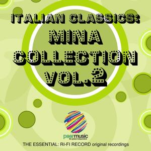 Italian Classics: Mina Collection, Vol. 2