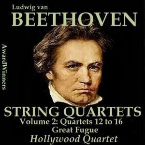 Beethoven, Vol. 11 - String Quartets 12-17