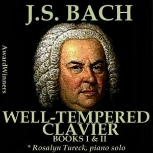 Bach, Vol. 08 - the Well-Tempered Clavier