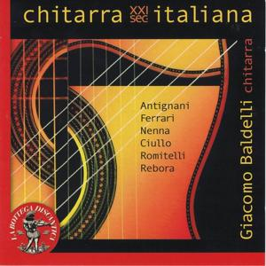 Chitarra italiana XXI secolo