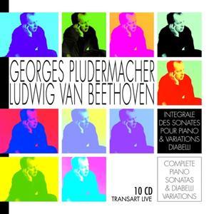 Beethoven : Intégrale des sonates pour piano & variations Diabelli - Complete piano sonatas & Diabelli variations