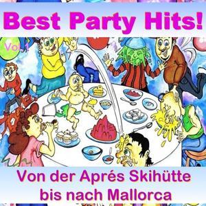 Best Party Hits - Von der  Aprés Skihütte bis nach Mallorca