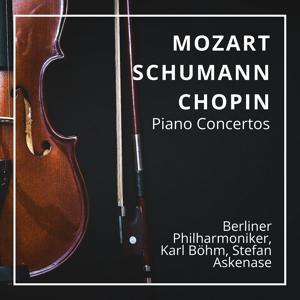 Mozart, Schumann, Chopin: Piano Concertos (Recordings 1951-1955)