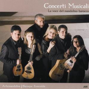 Concerti musicali, La voce del mandolino barocco