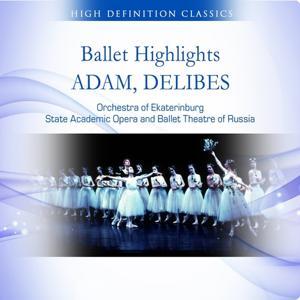 Ballet Highlights : Adam, Delibes