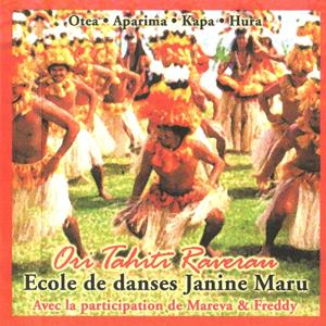 Ori Tahiti Raverau