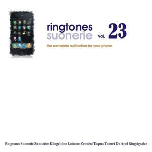 Ringtones Suonerie, Vol. 23