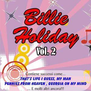 Billie Holiday, Vol. 2