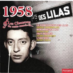 1958 : Les chansons de cette année-là (20 succès)