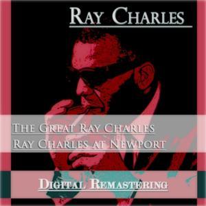 The Great Ray Charles - Ray Charles At Newport (2 LP)