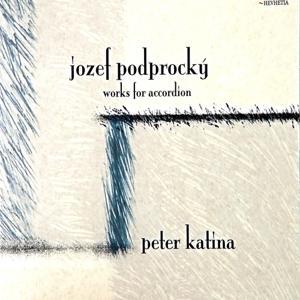 Jozef Podprocky Works for Accordion