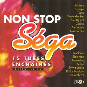Non Stop Séga (Océan indien 15 tubes enchaînés)