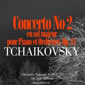 Tchaikovsky: Concerto No. 2 en sol majeur pour Piano et Orchestre, Op. 44