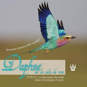 Daphné sur les ailes du vent