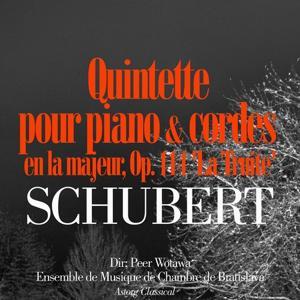 Schubert: Quintette pour piano et cordes en la majeur, Op. 114 'La Truite'