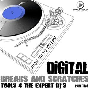 Digital Breaks And Scratches Part. 2