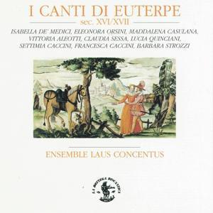 I canti di Euterpe : Composizioni femminili (XVI - XVII secolo)