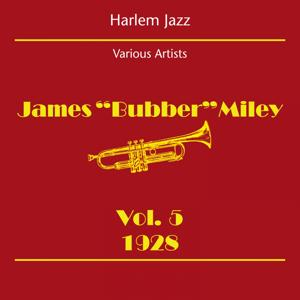 Harlem Jazz (James Bubber Miley Volume 5 1928)