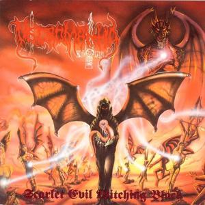Scarlet Witching Black